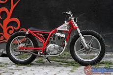 Motor Modif Bmx by Suzuki Thunder 125 2005 Ini Dia Motor Minimalis Ngirit