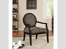 Amazon.com: Coaster Louis Style Accent Chair with Exposed