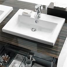 Vasque Semi Encastr 233 E 2nd Floor 600mm