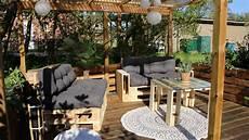 ᐅᐅ terrasse aus paletten selber bauen diy anleitung