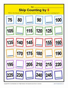 skip counting by 5 worksheets 2nd grade 12042 skip counting by 5 patterns 2nd grade math activities