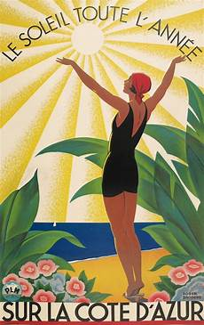 15 beautiful art deco travel posters by roger