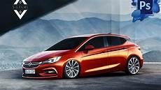 Opel Astra Turbo 2017 - opel astra shop yapimi photoshop cs6 s g 2017