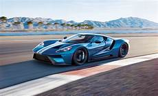2017 Ford Gt Supercar Ride Review Car And Driver