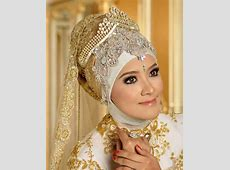 25 Beautiful Bridal Hijab Designs for Wedding ? SheIdeas