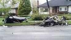Car Of Audi A7 Road Crash