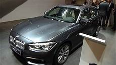 2016 Bmw 118i Exterior And Interior Iaa Frankfurt