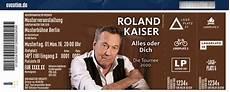 Roland Kaiser Tickets Getgo De Roland Kaiser Tour