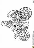 68 Best Coloriages De Motos Et Kartings Images On