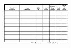employee sign in out sheet template free 14 sle equipment sign out sheet templates in pdf ms word excel