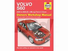 free service manuals online 2006 volvo s60 navigation system volvo haynes shop manual uk edition 114598 4793 9l4793