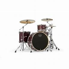 Mapex Mars Series 4 Rock 24 Shell Pack Bloodwood