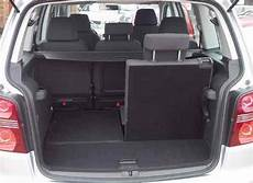 Volkswagen Touran Is A Compact Seven Seat Multi Purpose