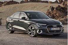 new audi a3 saloon gets mild hybrid and coupe looks autocar