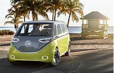 Vw Alternative - all electric microbus coming as part of volkswagen s id