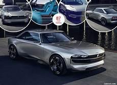2018 Peugeot E Legend Concept Caricos