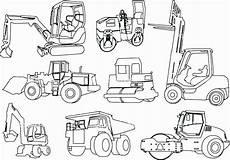 Malvorlagen Deere Legend Garbage Truck Coloring Sheet