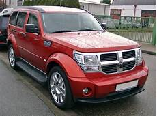 File Dodge Nitro Front 20071125 Jpg Wikimedia Commons