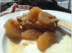 crock pot pork loin chops with apples_image