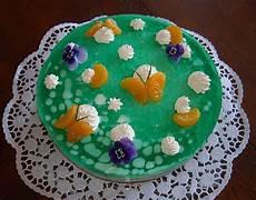 Mai Rezept - mai torte mit waldmeister dickmilch creme rezept mit