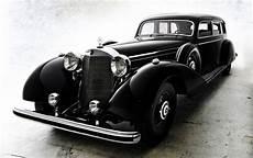 1943 Mercedes 770 K W150 Pullman Limousine Gooding