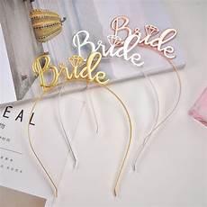 diy bridal shower tiara tiara wedding hair accessories gold bride headbands bridesmaid bridal shower hen party