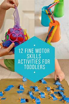 12 motor skills activities for toddlers mamanista