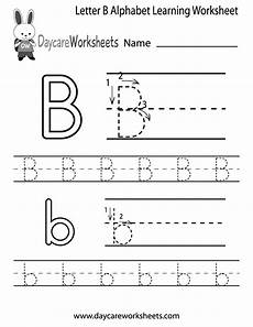 letter b worksheets in 23995 free letter b alphabet learning worksheet for preschool