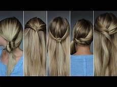 5 coiffures rapides du lundi au vendredi 3