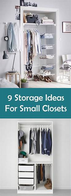 Bedroom Closet Ideas For Small Spaces by 9 Storage Solutions For Small Closets Cape Cod In 2019