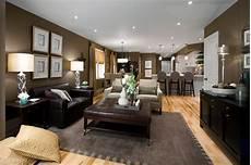 Lockhart Open Concept Living Room Modern Living