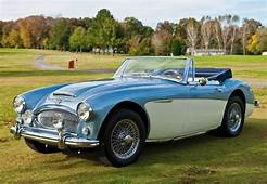 World Of Classic Cars Austin Healey 3000