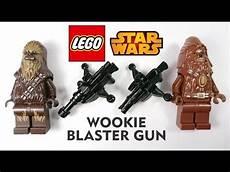 Lego Wars Malvorlagen Tutorial Lego Wars Wookie Blaster Gun Moc Tutorial Kashyyyk