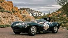 This 1954 Jaguar D Type Represents A Shared History