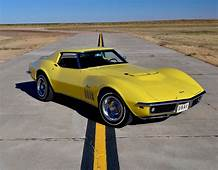 1969 C3 Stingray L71 427/435 HP Sport Coupe  Chevrolet