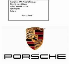 drawing porsche logo rennlist porsche discussion forums