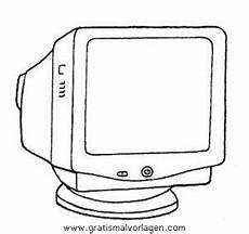computer pc 03 gratis malvorlage in computer diverse