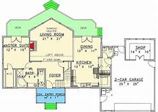 mountainside house plans mountain home plan for view lot 35100gh architectural