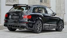 2016 Bentley Bentayga By Mansory Wallpapers And Hd