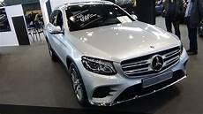 mercedes glc sportline 2018 mercedes glc 220d 4matic sportline exterior and interior salon automobile lyon