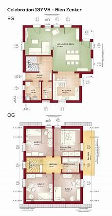 grundriss einfamilienhaus rechteckig neubau modern mit
