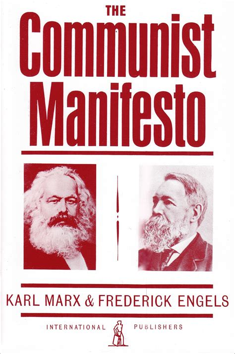 What Does The Communist Manifesto Say