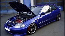 Techno Vs Honda Civic Ej9 Hd