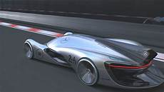future mercedes silberpfeil concept race car 2055 youtube