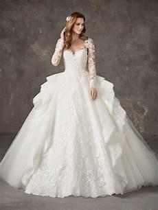 princess wedding dresses bridal gowns privee collection pronovias