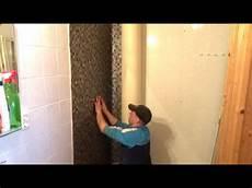 Wand In Der Dusche Neu Verkleben Teil 3 Die Zeit Der
