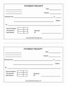 receipt template click the download button to get