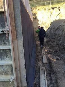 etancheite mur en notre maison en bois etanch 233 it 233 des murs enterr 233 s