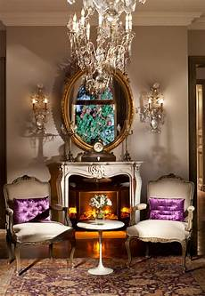 Purple And Gold Home Decor Ideas by 20 Purple And Gold Living Rooms Home Design Lover
