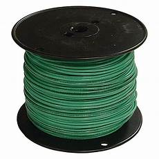 southwire 100 ft 6 green stranded cu simpull thhn wire 20497450 the home depot